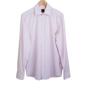 Hugo Boss Button Down Long Sleeve Shirt